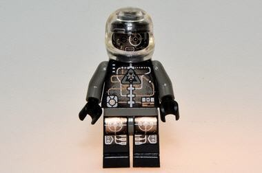 Insectoids - Droid silber, Lego
