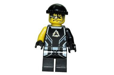 Arrow, Lego, Alpha Team Arctic alp031